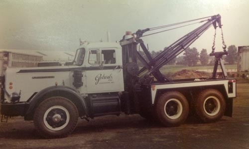 Old Brook Ledge Truck